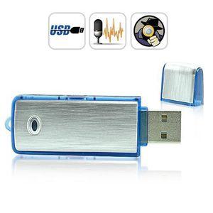 Système d'écoute Micro espion Clé USB