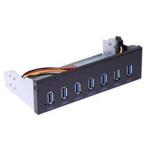 HUB 7 Port Hub USB 3.0 5Gbs 5,25
