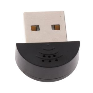 HAUT-PARLEUR - MICRO HAUT-PARLEUR - MICROPHONE 1x mini-microphone USB
