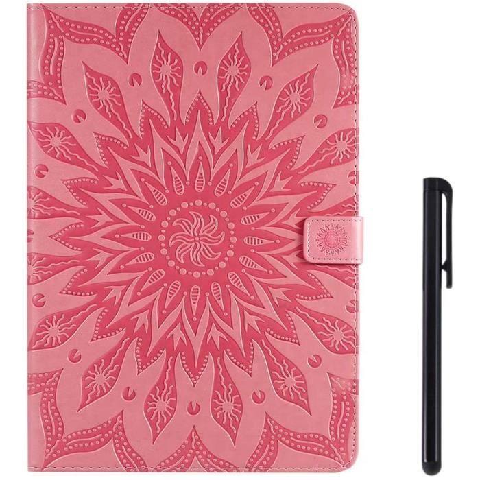 Coque iPad Mini (2019), Smart Case Cover Housse en PU Cuir Magnétique la Fonction Sommeil/Réveil Automatique pour Apple iPad360940