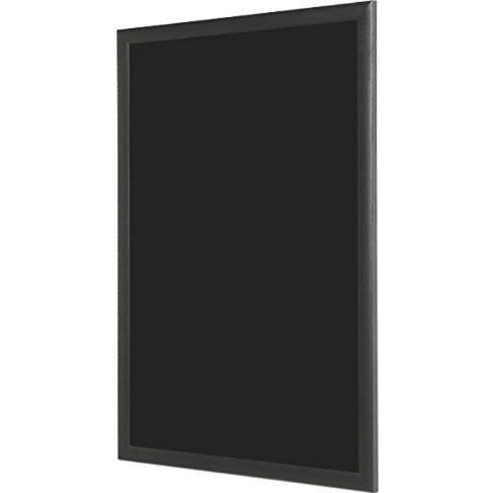 Bi-OFFICE PM0115652 - JEUX/JOUETS - TABLEAU ENFANT - Tableau classique avec Cadre Noir 400 x 300 mm