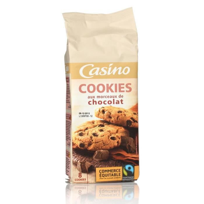 Cookie chocolat 200 g