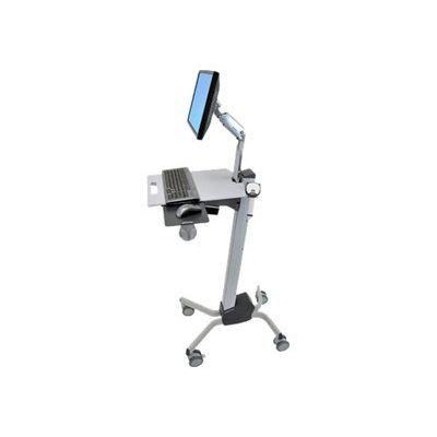 ERGOTRON - 24-206-214 Chariot pour écran LCD, clavier, souris, lecteur de codes à barres, unité centrale