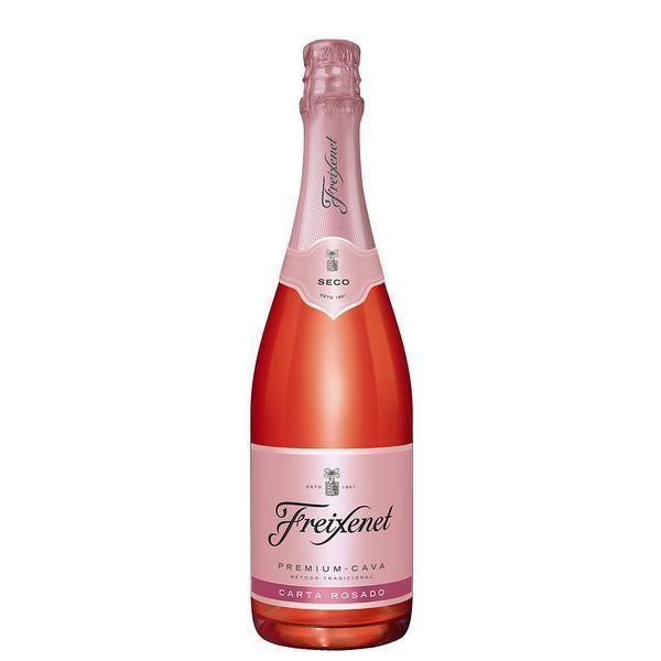 Freixenet Premium Cava Carta Rosado 12% vol. 0,75l (Pack de 6)