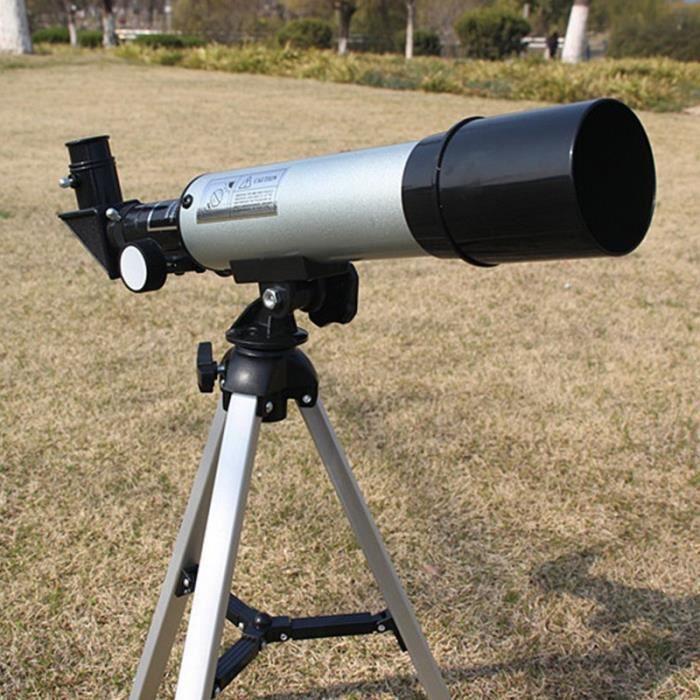 Zoom télescope primaire astronomique télescope