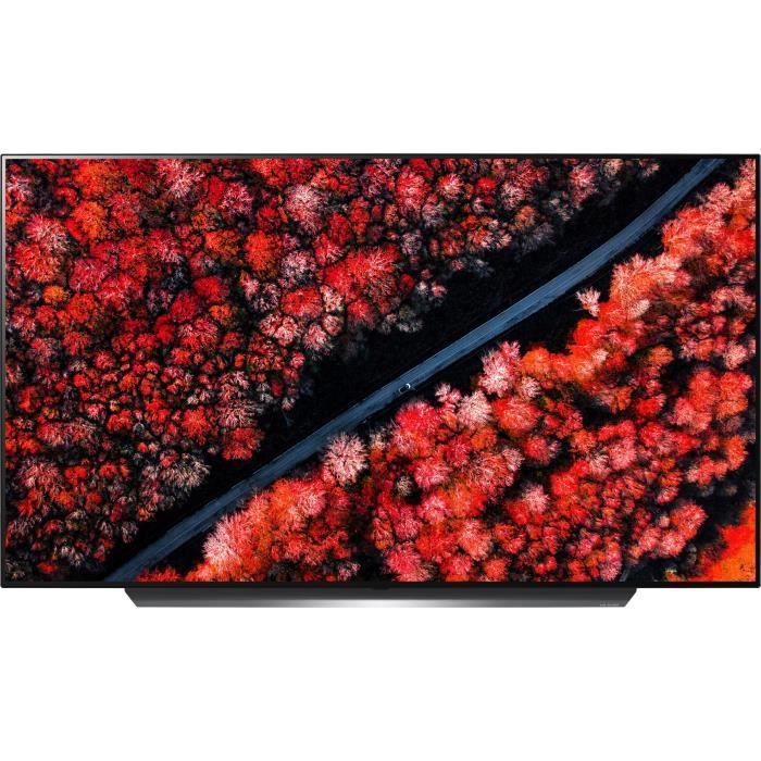 LG 65C9 OLED 4K UHD - 65- (164cm) - HDR - Dolby Atmos -Dolby Vision - Smart TV - 4xHDMI - 3xUSB - Classe énergétique A