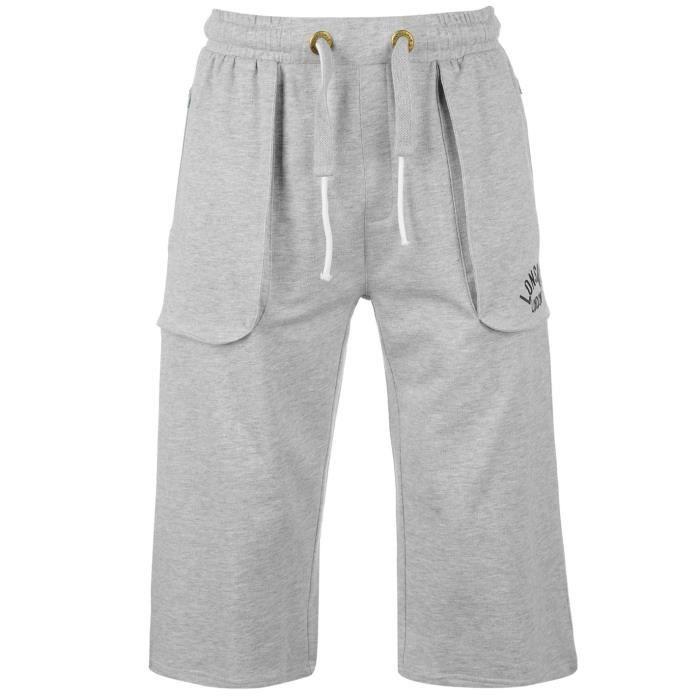 Lonsdale Pantalon De Boxe Homme