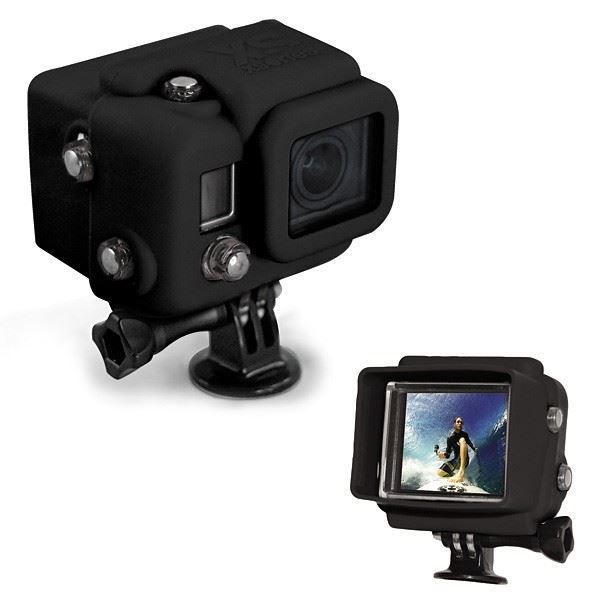 XSORIES Housse en Silicone pour GoPro HD HERO3 - Noir