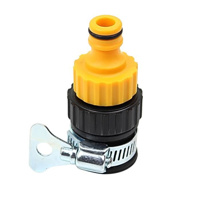 ROBINET - RACCORD Raccord de tuyau de jardin de robinet de jardin un