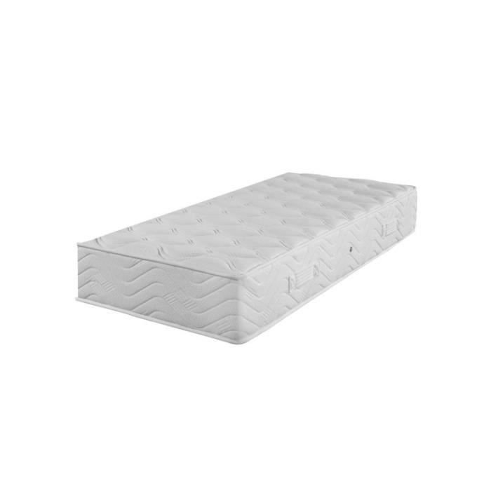 matelas 90x190 rhodes ressorts ensach s achat vente matelas cdiscount. Black Bedroom Furniture Sets. Home Design Ideas