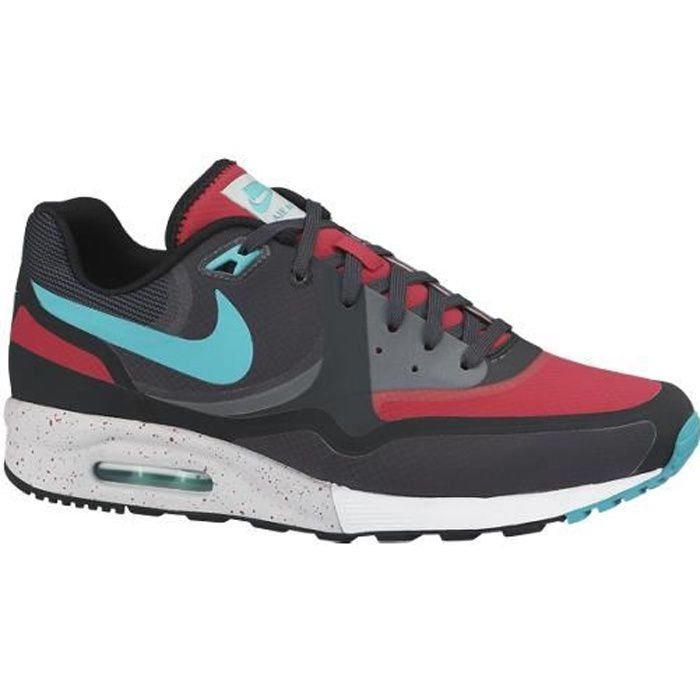 fashion style where can i buy meet NIKE AIR MAX LIGHT Rouge - Achat / Vente basket - Cdiscount