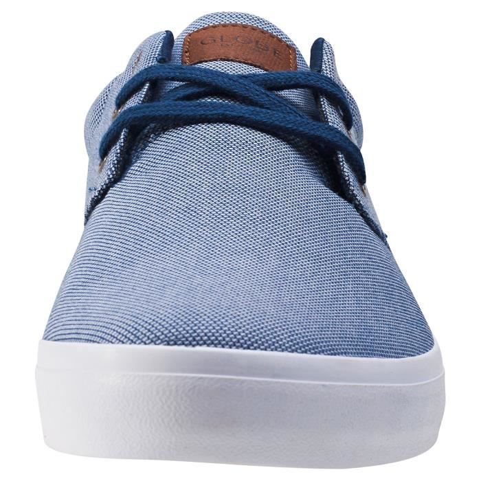 Globe Willow Hommes Baskets Chambray - 9 UK