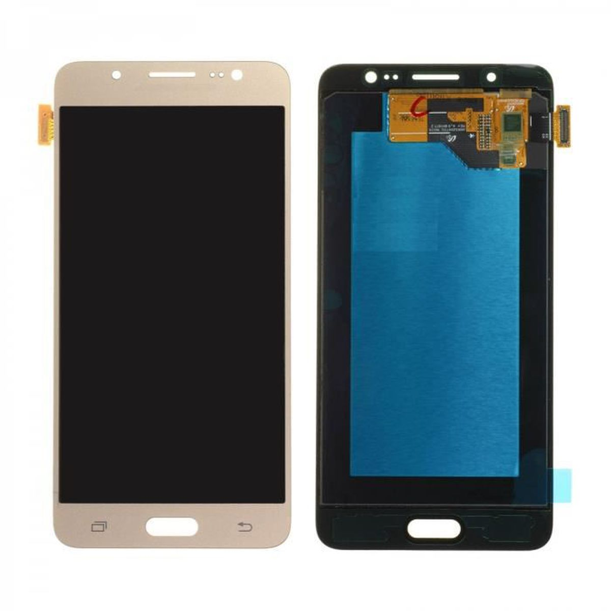 Ecran complet lcd et tactile pour samsung j5 j510f or gold for Photo ecran samsung 7