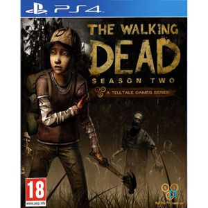 JEU PS4 The Walking Dead Saison 2 Jeu PS4