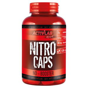 STIMULANT HORMONAUX Nitro Caps 120 caps