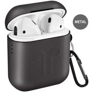 CASQUE - ÉCOUTEURS Airpods earphone case Coques de protection pour éc