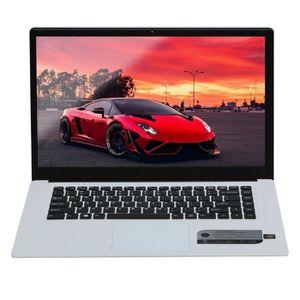 PC Portable Ultra-mince Quad-Core pour ordinateur portable 15.6''Screen Affichage de 4 Go + 64 Go Windows 10  pbpjzb006 pas cher