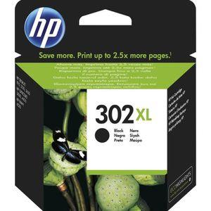 CARTOUCHE IMPRIMANTE HP 302XL F6U68AE Cartouche d'encre Noir Officejet
