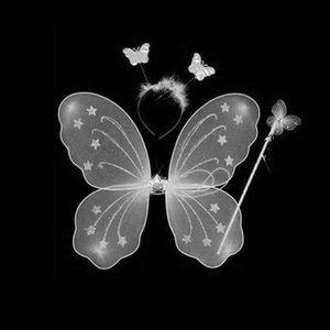 Jovono Boucles doreilles papillon Mode Dainty Pompon Boucles doreilles pour femme et fille