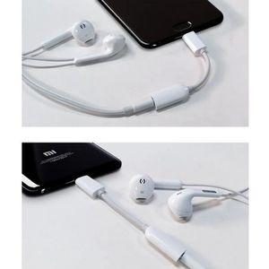 ADAPTATEUR AUDIO-VIDÉO  Type-C 3,5 mm vers adaptateur jack pour casque aud