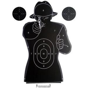 Pistolet /à air R/éinitialiser Cible Caldwell