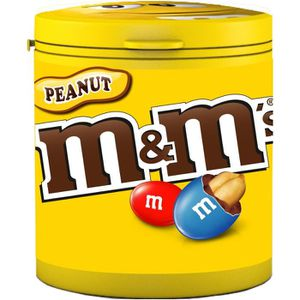 CONFISERIE DE SUCRE MARS Cacahuètes enrobées de chocolat au lait et dr