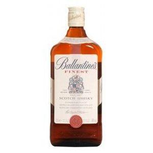 WHISKY BOURBON SCOTCH Scotch whisky 40° Ballantines 70cl