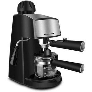 COMBINÉ EXPRESSO CAFETIÈRE Cafetiere Expresso Machine a Cafe 4 Tasses 800W 24