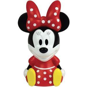 VEILLEUSE BÉBÉ Fun House Disney Minnie veilleuse 3D 13 cm