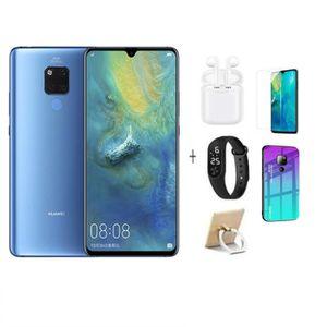 SMARTPHONE HUAWEI Mate 20 X 6Go + 128Go Double SIM Bleu,Versi