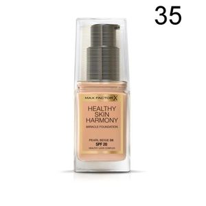 FOND DE TEINT - BASE 2 x Max Factor Healthy Skin Harmony Miracle Fond d
