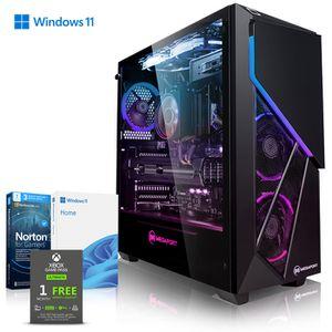 UNITÉ CENTRALE  Megaport PC Gamer Premium AMD Ryzen 7 2700X 8x4,30
