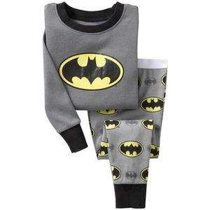 Ensemble de vêtements 2-7 Ans Pyjamas Enfant Garçon 2 PCS Ensemble Vêtem