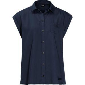 T-SHIRT Jack Wolfskin Mojave T-shirt Femme, midnight blue