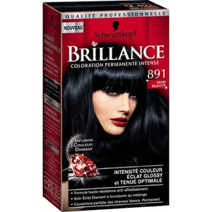 COLORATION SCHWARZKOPF Coloration Permanente Brillance Éclat