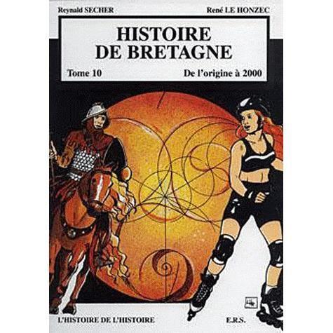 LIVRE SCIENCES Histoire de bretagne