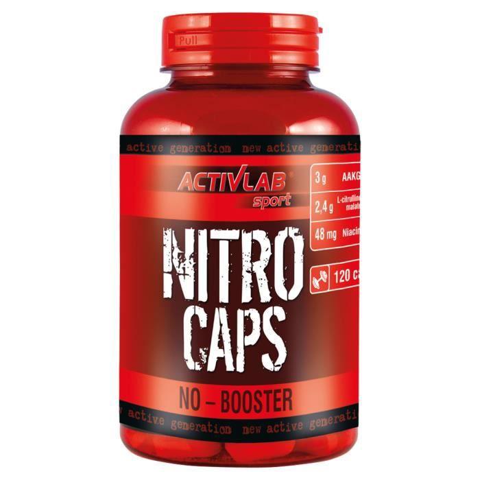 Nitro Caps 120 caps