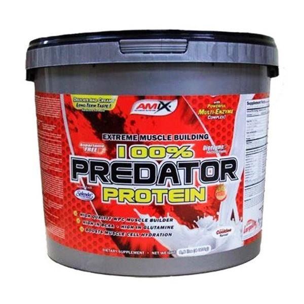 Protéine Predator. Vanille saveur 4 kg
