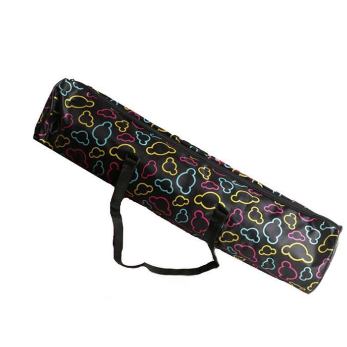 Tapis de yoga Nouvelle toile imperméable pratique Yoga Pilates Pad sac à main sangle ceinture 137