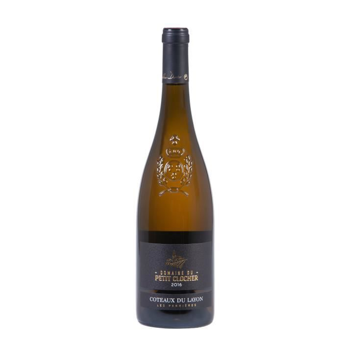 Domaine du Petit Clocher Cuvée Les Perrières 2018 A.O.C Coteaux du Layon vin Blanc Vallée de la Loire