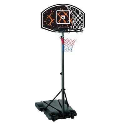 Panier de basket avec planche