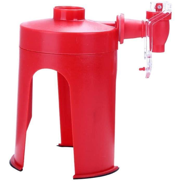 Machines à Soda à la Maison, Machine à Boissons gazeuses à Pression Manuelle créative Distributeur de Soda Doux pétillant pour T,140
