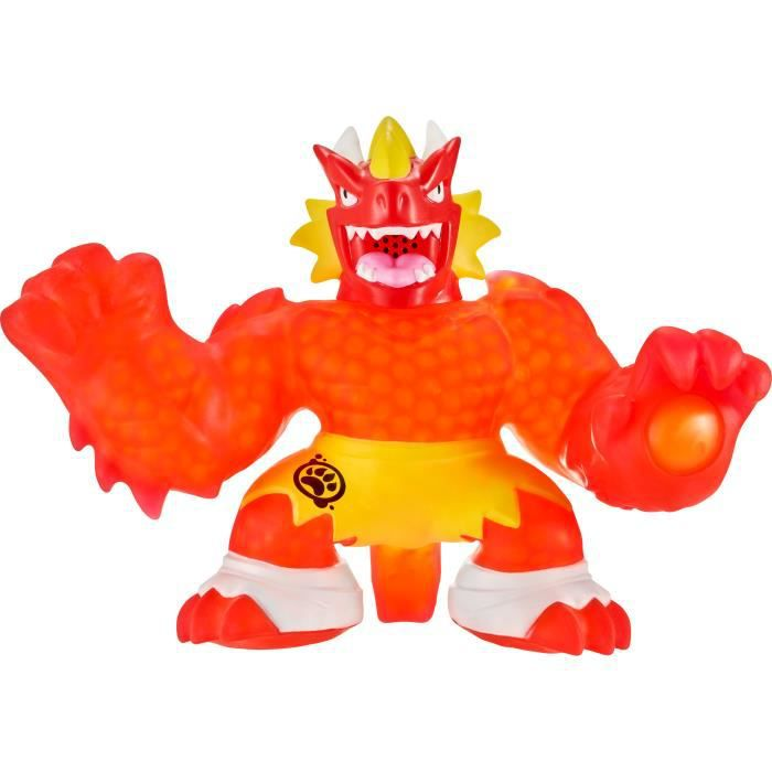 Goo Jit Zu - 41012 - Figurine Supagoo Blazagon 23cm