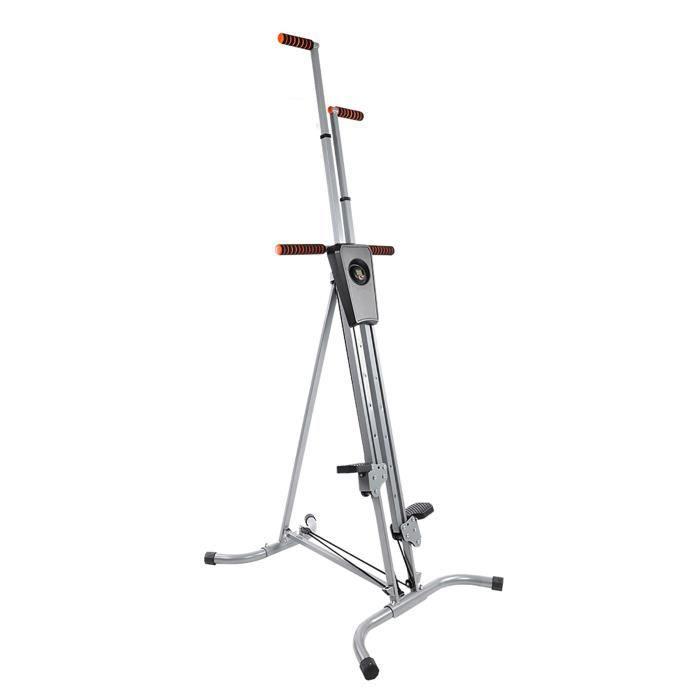 ROSE Machine d'Escalade Verticale Pliable Grimpeur Vertical Fitness antidérapant STEPPER - CLIMBER