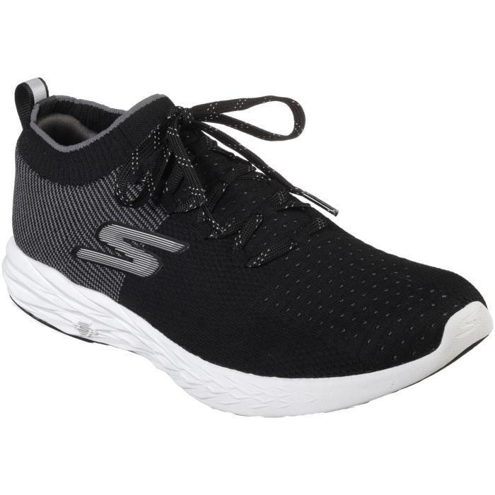 Chaussures running GO RUN 6 (45) Noir Homme