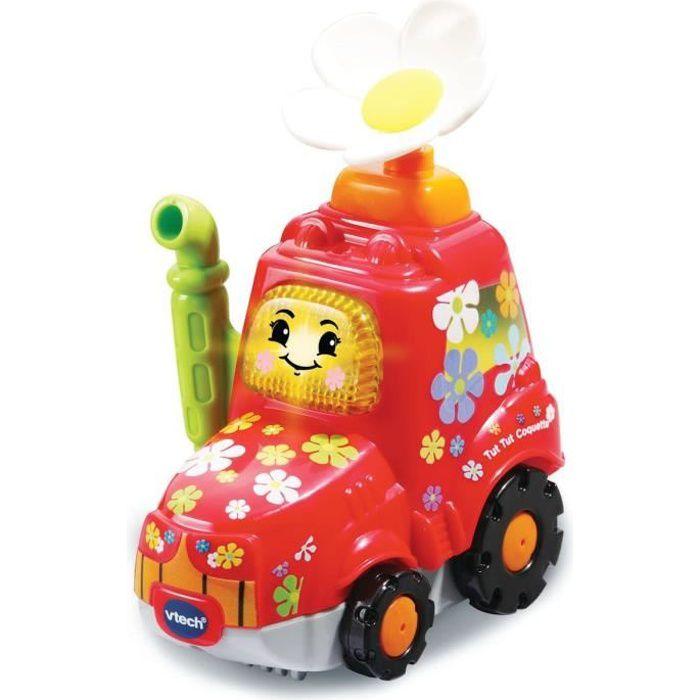 Tracteur Paquerette tut tut coquette Edition speciale - Tut Tut Bolides - Vtech - Vehicule interactif 1er age