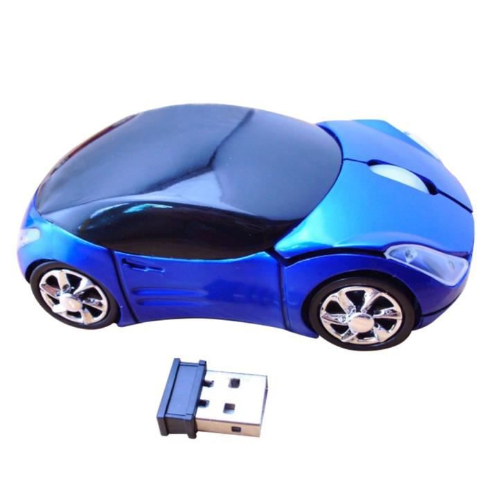 usb 2 4 ghz optique voiture souris sans fil pour pc. Black Bedroom Furniture Sets. Home Design Ideas
