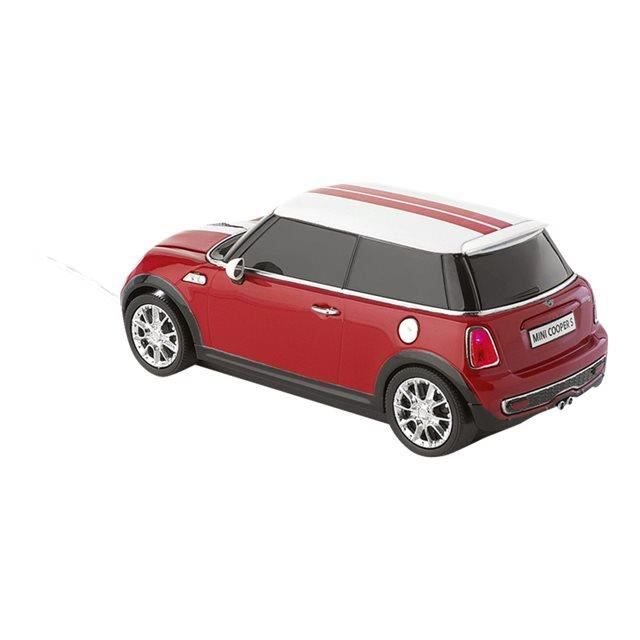 souris sans fil 2 4 ghz mini cooper s rouge prix pas cher cdiscount. Black Bedroom Furniture Sets. Home Design Ideas