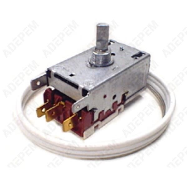 PIÈCE APPAREIL FROID  Thermostat k59l1265 pour Refrigerateur Faure, Refr