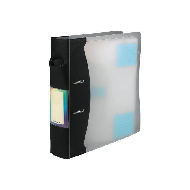 RANGEMENT CD-DVD Classeur pour 120 CD